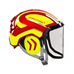 Casco Protos Integral PFANNER Arborist –  Bicolor