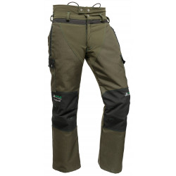 Pantalon de Chasse Stretch Air kaki